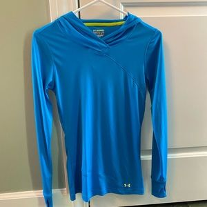 3 Under Armour Shirts
